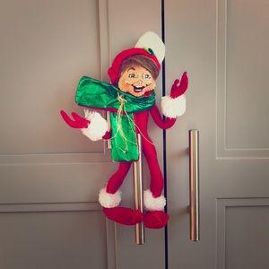 Annalee Holiday Elf